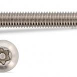 Винт 6х20 антивандальный ART 9121 с плоской головкой, Самара