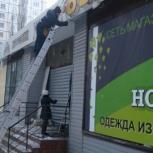 Монтаж, демонтаж, ремонт наружной рекламы, Самара