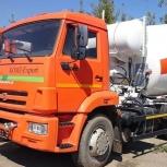 Автобетоносмеситель АБС-7DA 69361Т КАМАЗ 65115, Самара