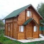 Строительство дома из мини бруса, Самара
