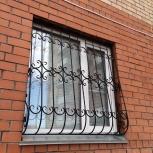 Изготовим оконные решетки, навесы, двери, Самара