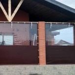Мягкие окна ПВХ, Самара