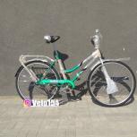 Велосипед Урал, Самара