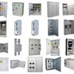 Низковольтное оборудование НКУ электрощитовое, Самара