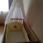 Детская кровать Sniglar IKEA до 3-х лет (120*60), Самара