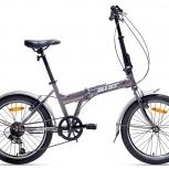 """АИСТ велосипед Compact 1.0  """"Superflex-7"""" (Минский велозавод), Самара"""