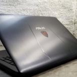 Игровой ноутбук asus ROG GL552VW-DH71, Самара