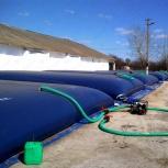 Резервуары для минеральных удобрений. Ёмкости для КАС, Самара