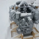 Двигатель ЯМЗ 238Д1 с хранения(консервация), Самара