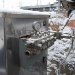 Гомогенизатор А1-ОГМ-5, производительность 5000 л/час, Самара