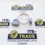 Кабель интерфейсный PPU-700, DB9F-DB25M, Самара