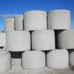 Кольца колодцев бетонные, крышки, днища, Самара