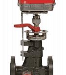 Клапаны непрерывной продувки VYC 560-А с электрическим приводом, Самара