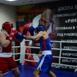 Бокс и кикбоксинг в клубе Графит, Самара