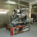 Автомат по формирования и обкатки фольги на горлышко бутылки Krones, Самара