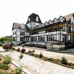 Гостиничный комплекс «Немецкий дворик» в г. Энгельс, Самара