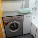 Установка и подключение стиральной машины, техники, Самара