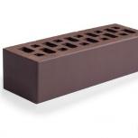 Кирпич керамический Шоколад (250х85х65) Магма, Самара