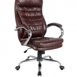 Кресло руководителя экокожа NF-3010, Самара