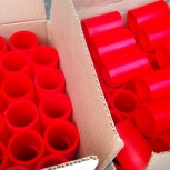 Восстановление конвейерных роликов Bystronic - полиуретановое покрытие, Самара