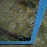 Ограждения из сварной сетки рабицы, Самара