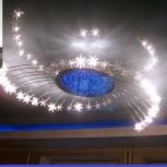 Подключение и крепеж конструкций осветительных приборов, Самара