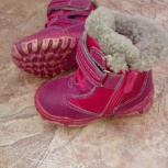 Ботинки зимние с мехом, Самара