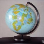 Глобус настольный сборно-разборный торг, Самара