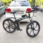 Складной велосипед, Самара
