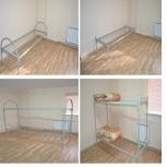 Кровати для строителей, общежитий, гостиниц, больниц от производителя, Самара
