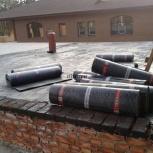 Кровля гаража и ремонт кровли, Самара