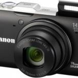 Цифровой фотоаппарат Canon SX230 hs, Самара