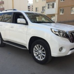 Аренда Toyota Land Cruiser Prado с водителем, Самара
