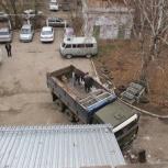 Вынос, вывоз хлама, строительного мусора в Самаре, Самара