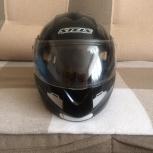 Продаю шлем для мотоцикла,скутера, Самара