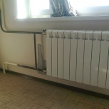Газосварка. Замена батарей, радиаторов отопления, труб на газосварке., Самара