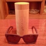 Солнцезащитные очки из бамбука, Самара