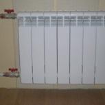 Замена и установка радиаторов отопления и батарей, Самара