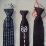 Галстуки мужские 60-х годов - 3шт торг, Самара