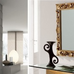 Навес зеркал. Установка зеркала в ванной комнате., Самара