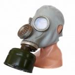 Комплект противогаза с маской ШМ-66МУ, Самара