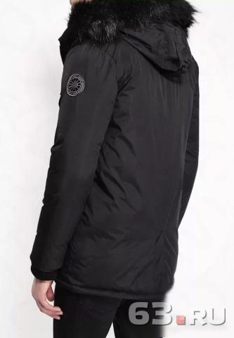 fa458f8332b Новая фирменная зимняя куртка аляска kamora jeans фото