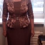 Платье -костюм 48 р новое, Самара