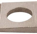 Шайба Ф11(М10) квадратная косая DIN 434 для швеллеров, Самара