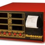 Автомобильный 4-х компонентный газоанализатор «Инфракар М-2.02», Самара