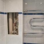 Монтаж коробов для труб в ванной и экранов батарей, Самара