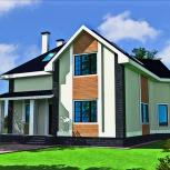 Готовые проекты удачных домов и коттеджей, Самара