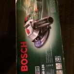 шлифовальная машина BOSCH PWS 750-125, Самара