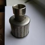 Колпачки ВТИ-НМ-161Е.02.00.СБ и ФЭЛ для теплосетей, катионных фильтров, Самара