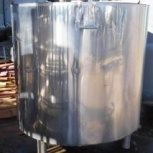 Емкость нержавеющая ОПБ,объем — 1 куб.м.,рубашка, термос, мешалка, Самара